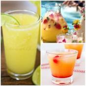 Delicious non-alcoholic summer drinks