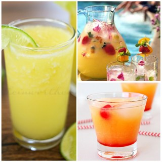 Delicious non-alcoholic summer drinks