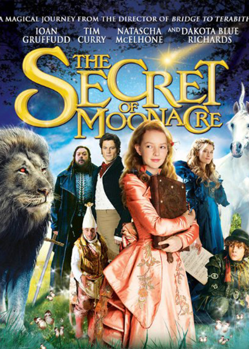 The Secret of Moonacre - Netflix Movie List for Families