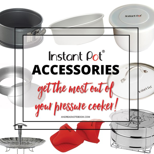 Instant Pot accessories you need