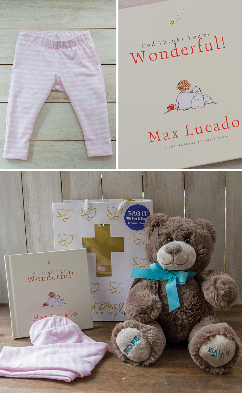 Adorable baby gifts to give (and make!)
