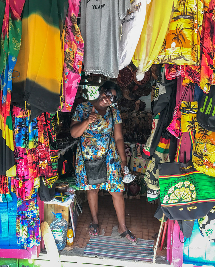 Shop at a local handcraft market. Interact with the local artisans and get to know a little of the culture!