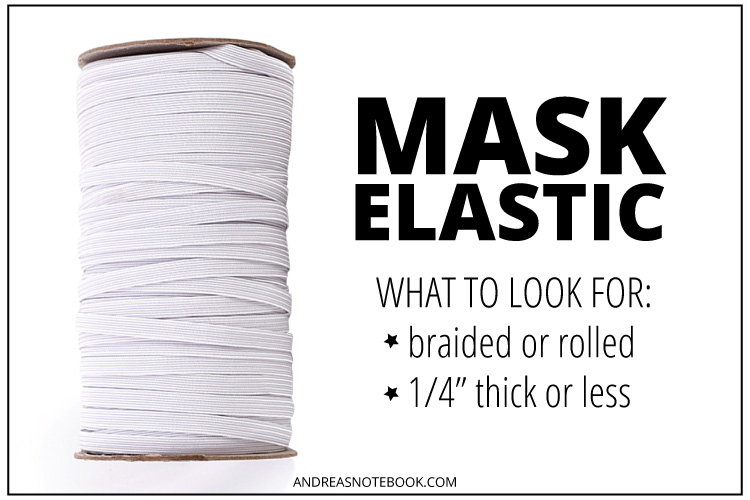 where to buy mask elastic