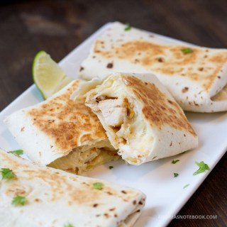 easy baked burritos recipe