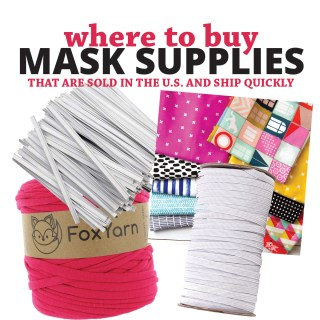 where to buy mask supplies