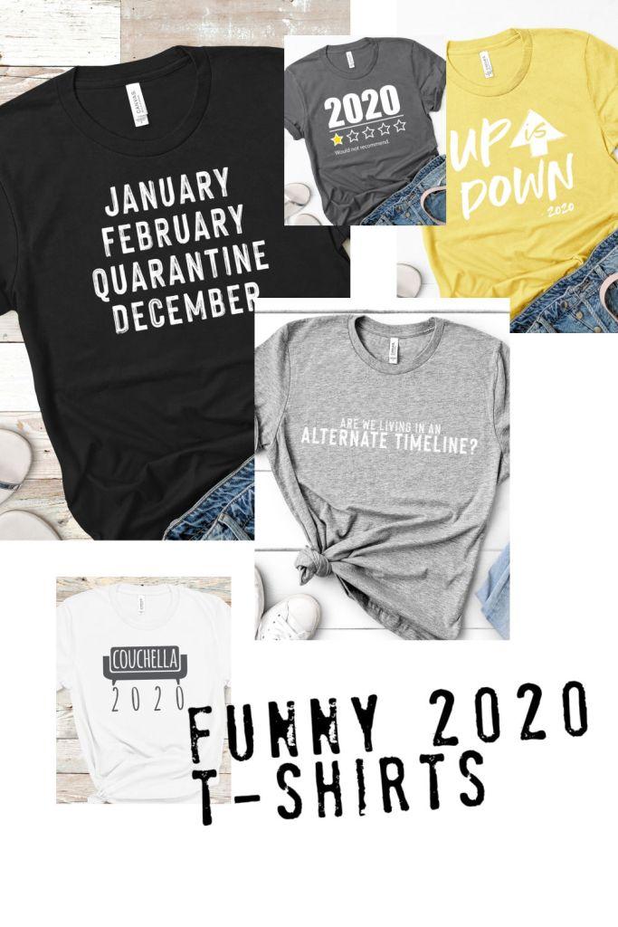 Funny 2020 T-Shirts