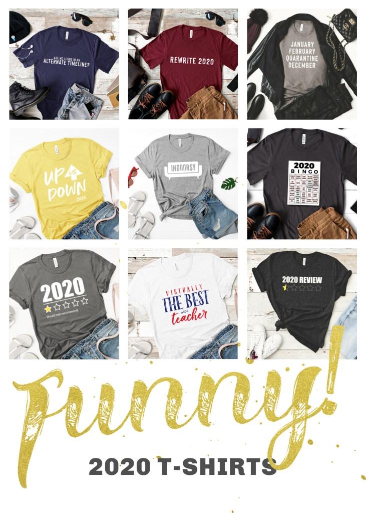funny 2020 t-shirt
