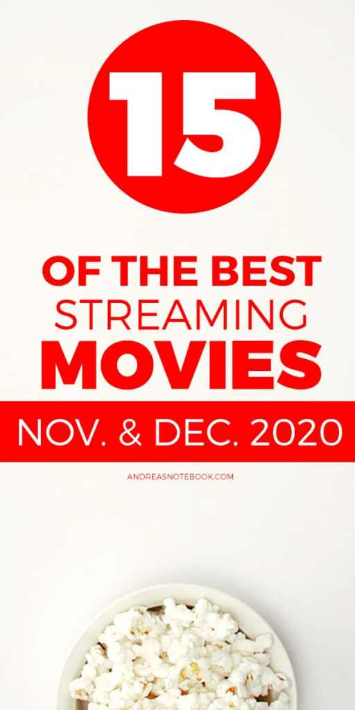 best streaming movies november december 2020 popcorn