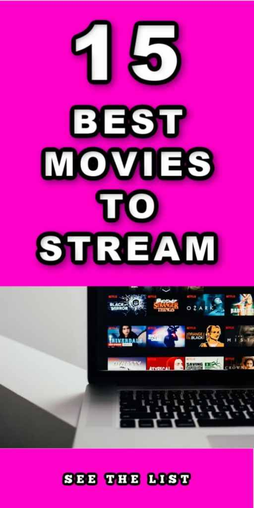 15 Must Watch Movies!