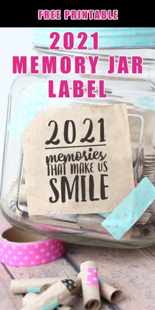 memory jar washi tape