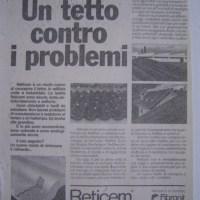 Un tetto contro i problemi