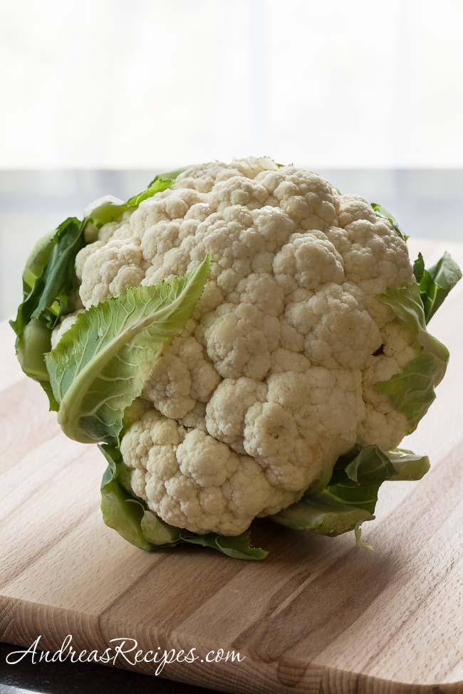 Cauliflower - Andrea Meyers