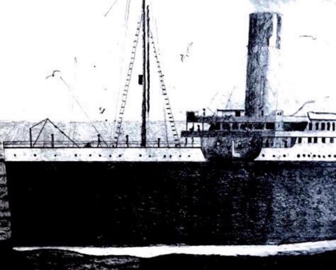Art Konst Andreas Rörqvist Titanic 1912