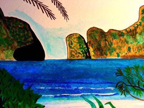 Ko Phi Phi Lee, Thailand, Phuket, Maya Bay, Phi Phi Islands, The Beach