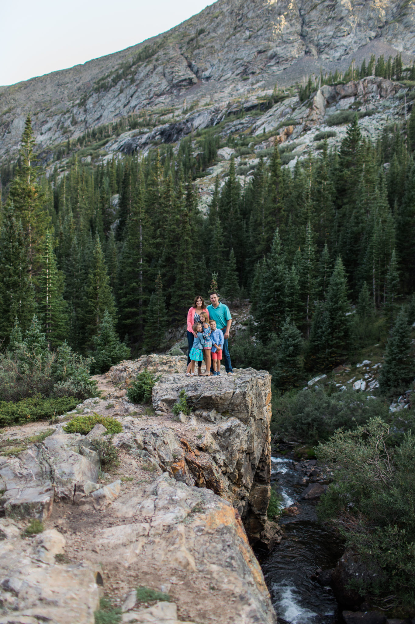 Destination Family Portraits Breckenridge Colorado Photographer