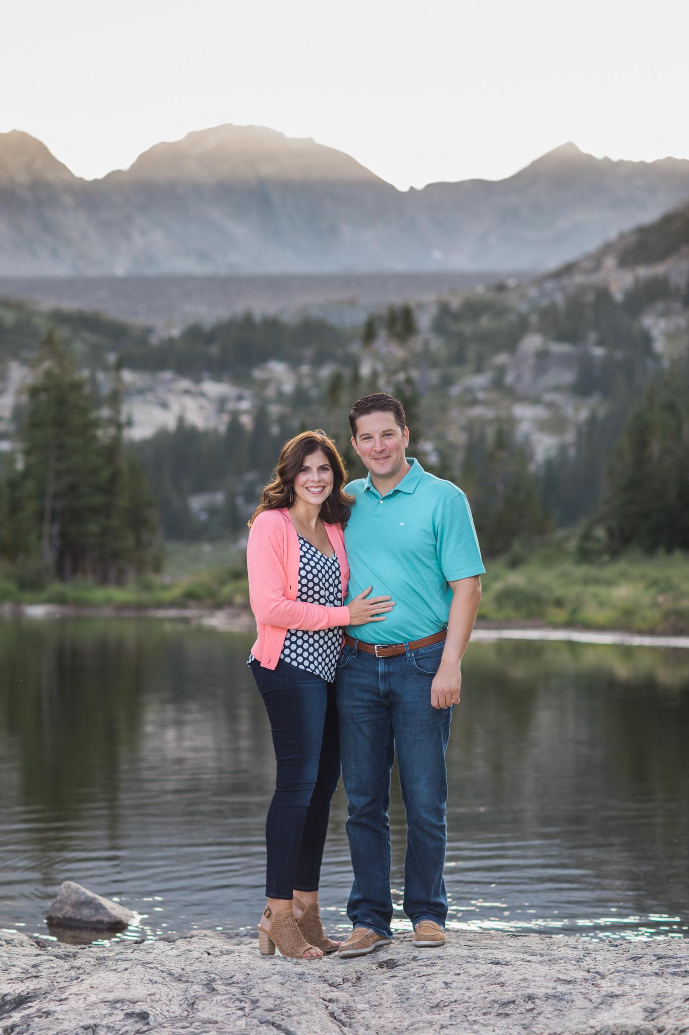 Polareck Family Photography Blue Lakes Blue River Colorado