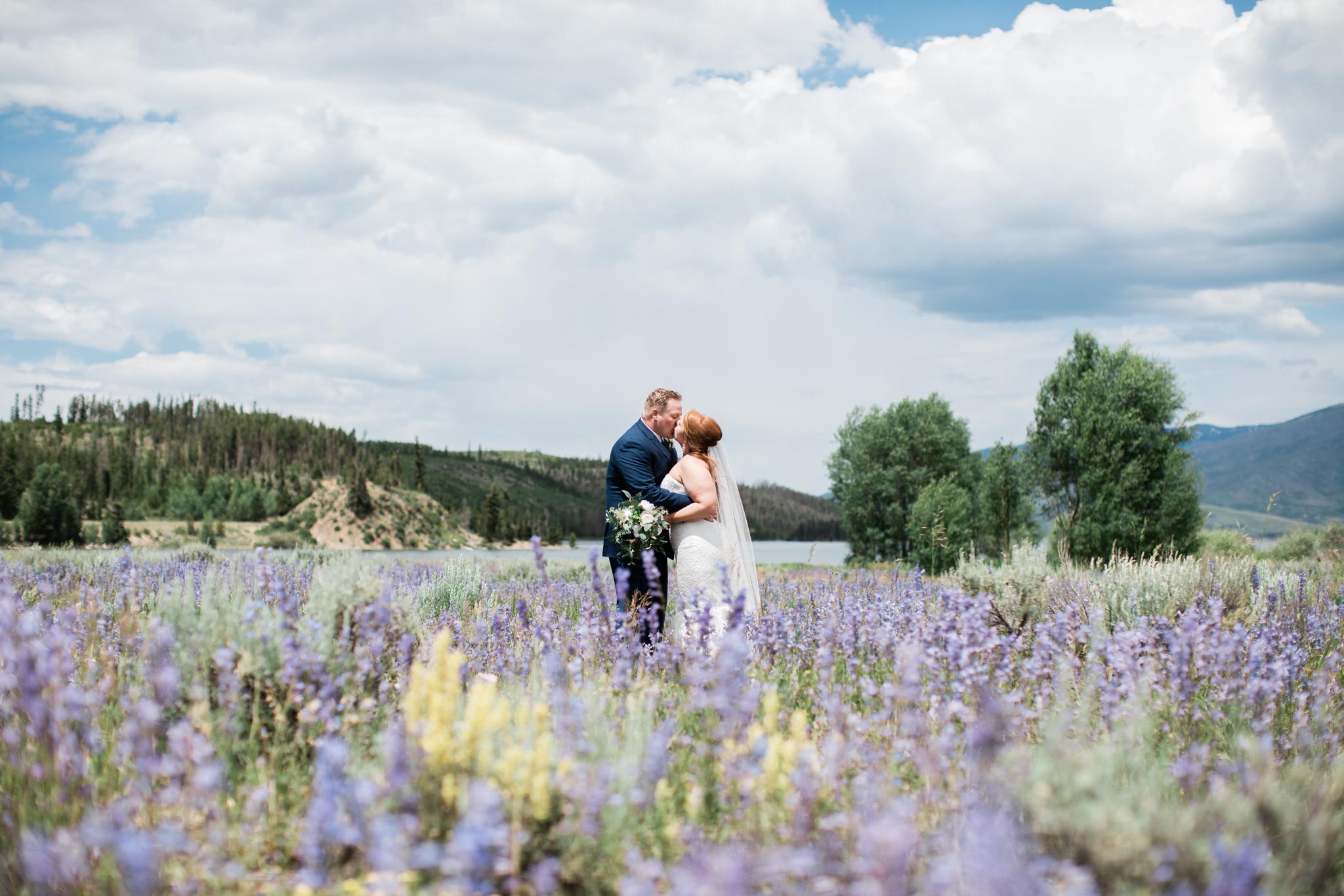 Sapphire Point Breckenridge Wedding