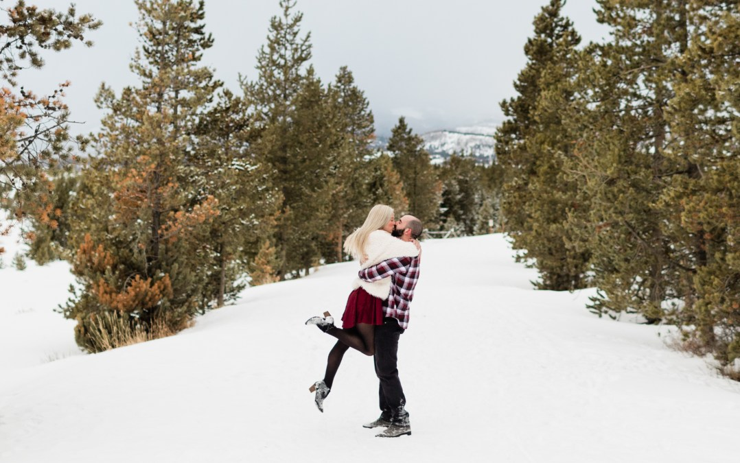 Windy Point Breckenridge Winter Proposal