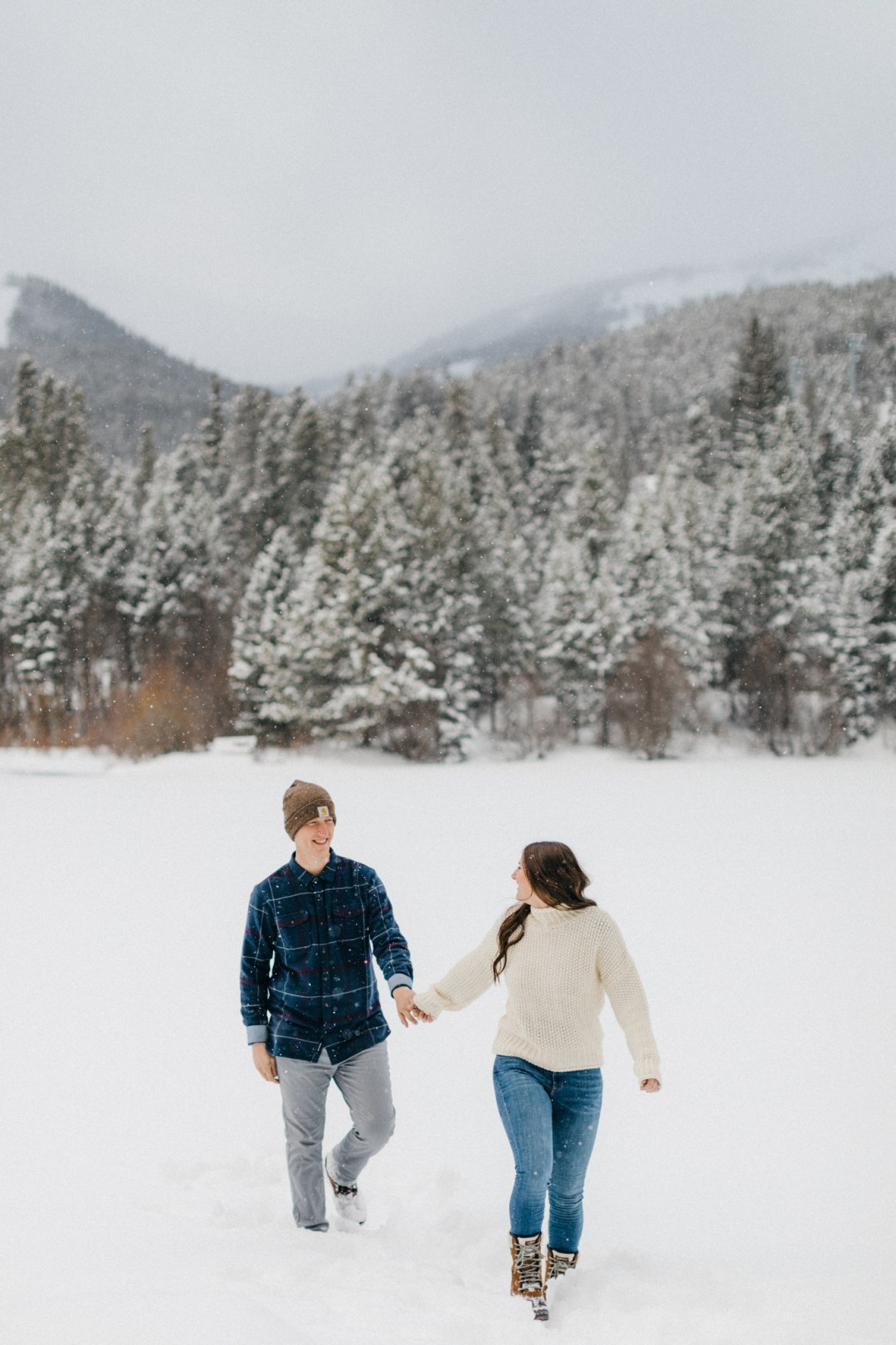 India_and_Matt_first_time_seeing_snow_Colorado-5