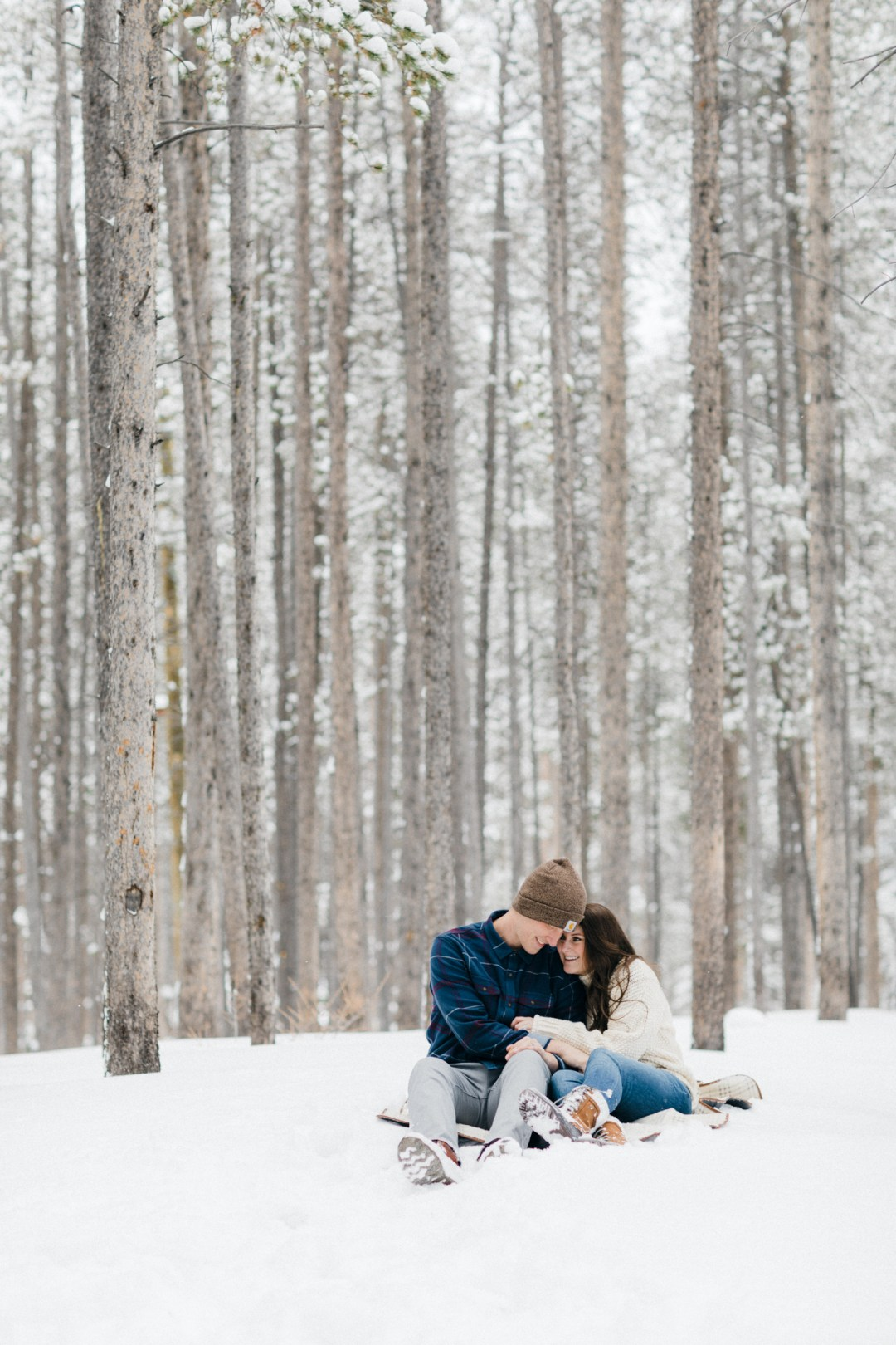 India_and_Matt_first_time_seeing_snow_Colorado-8