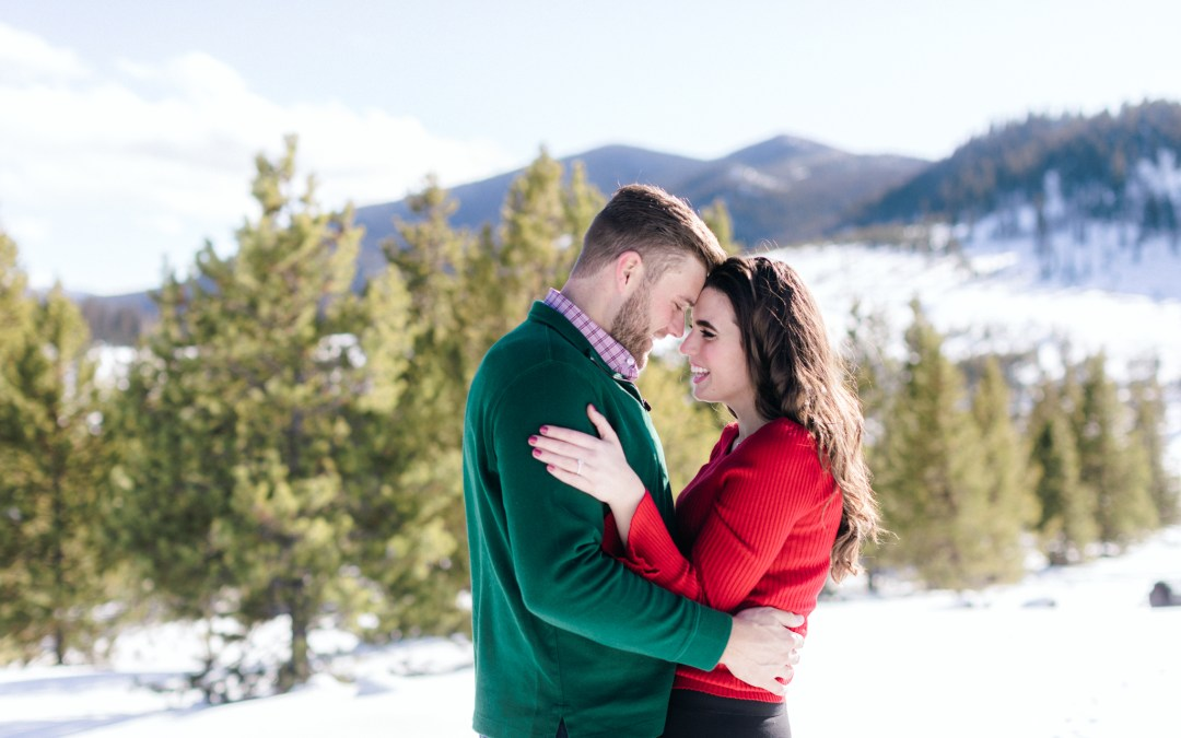 How To Plan Out the Perfect Winter Proposal Photos