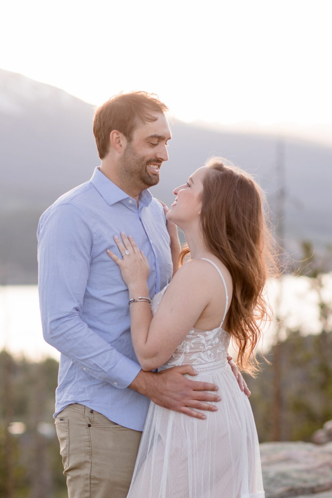 Engagement Photography in Breckenridge Colorado