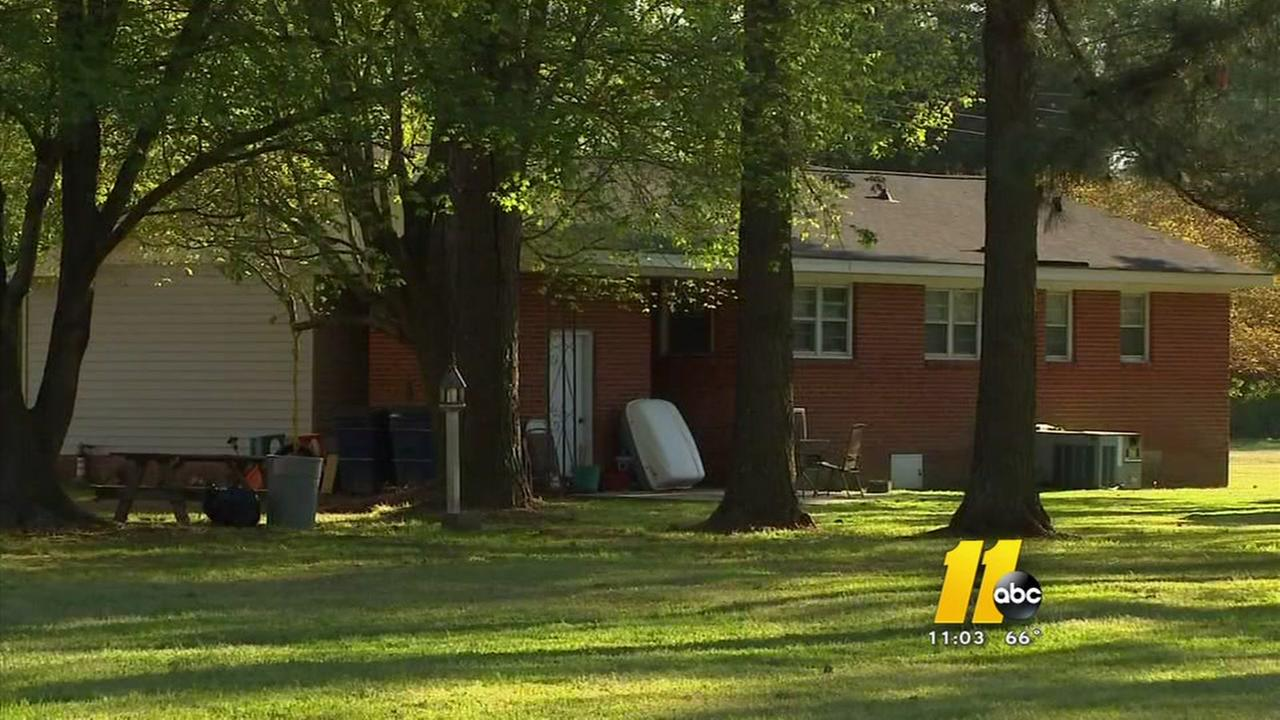 Infant Remains found under home