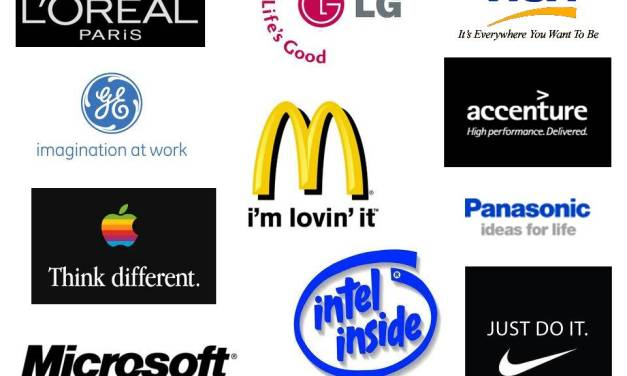Slogans or Taglines – How to Create a Great One