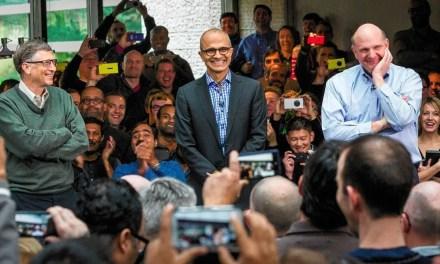 A Storytelling Masterclass with Microsoft