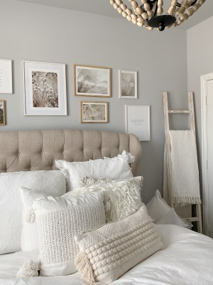 Guest Room Refresh with Poster Store