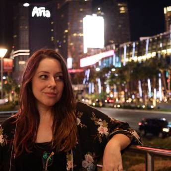 Elaine Perrotte, aluna do CLIPE 2016