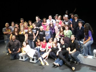 Stage Manager and Performance Committee Head for Texas A&M University's 24-Hour Theatre