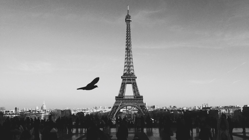 Pray For Paris - Andre Bellfield