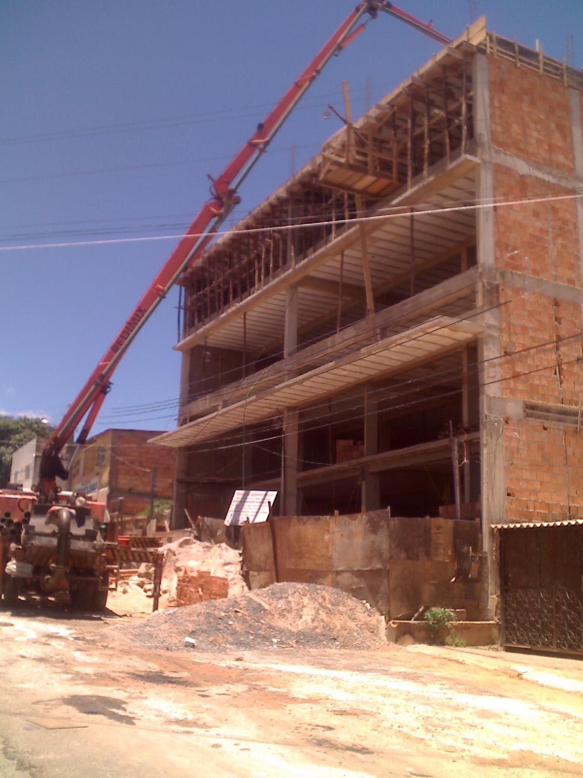 Construção do BB na SQ 12 Q 11