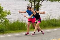Tour du Lac Brome - Merrell - André Cooke Photographie