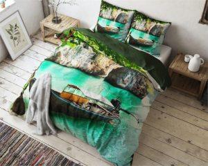 Modal oferă lenjerii de pat extraordinar de frumoase