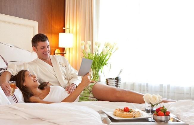 Sejur pentru CUPLURI: Cum pot hotelierii oferi conditii de LUX !