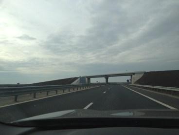 Autostrada Arad - Timisoara 1