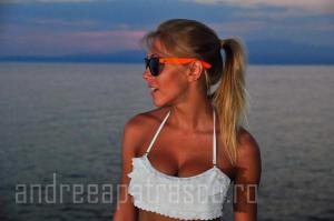 Andreea Ibacka - plaja
