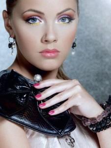 Andreea Ibacka machiaj