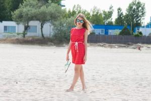 03. Andreea Ibacka - Carrefour TeX tinuta 1