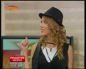 Andreea Patrascu palarie 2
