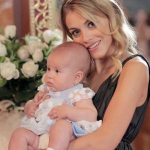 Andreea Ibacka - botez Clara Maria 01