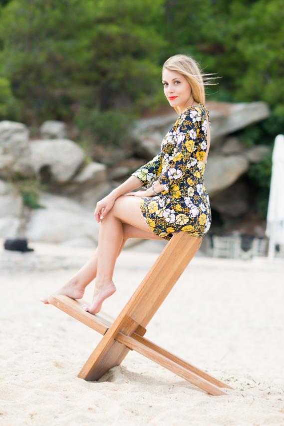 Andreea Ibacka - rochie mini flori 03