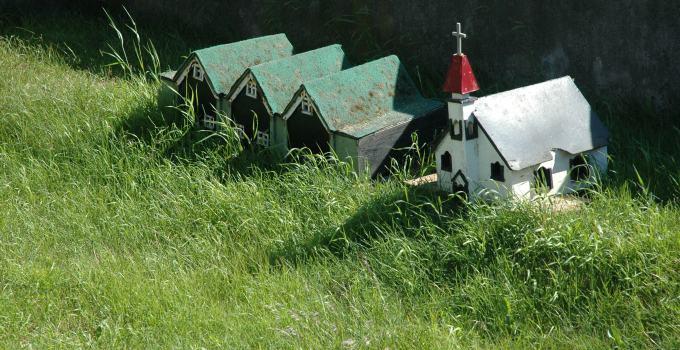 Iceland Elf Houses