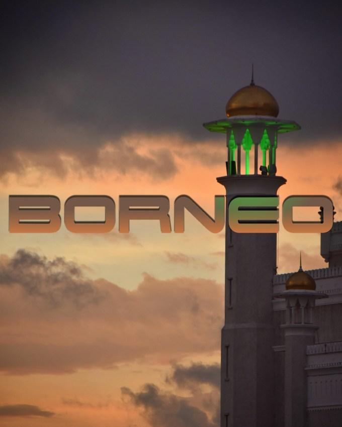 Bandar Seri Begawan, Brunei, Borneo