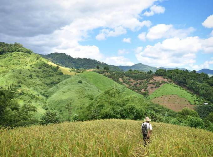 Tha Ton Hilltribe Trek Thailand