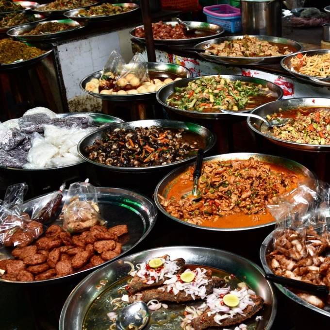 Food Bangkok Thailand