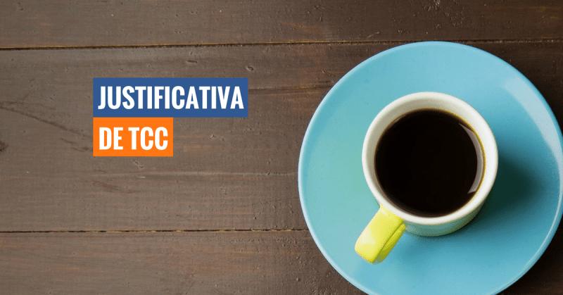 Justificativa de TCC