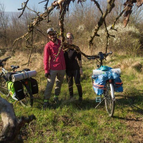 52 1 500x500 - Springtime Bicycle Touring in Buzău